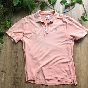 VINTAGE WASHED LACOSTE POLO XXL 🐊